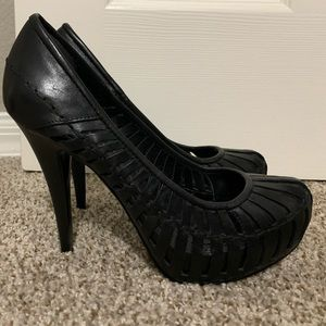 BCBG stiletto heels. Never worn